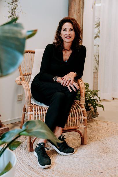 Hanne van Jaarsveld is ayurvedisch voedingsexpert binnen de ontspanningsprogramma's van Zen je zot